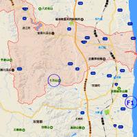 福島県浪江町井手十万山の国有林で29日夕に火災が発生。10ヘクタール以上が燃えたが、30日夕方に至っても鎮火せず。