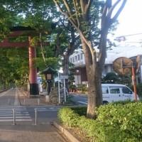昨日の稽古@氷川の杜文化館