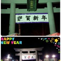 2017'謹賀新年!
