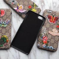 iphone seケース グッチ 精美 ブランド風 上品 田舎風 刺繍 GUCCI iphone seケース ブランド