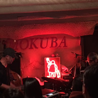 DUO + live at MOKUBA
