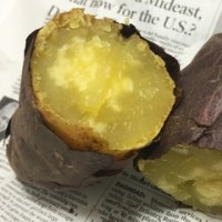 シルクスィート 焼き芋