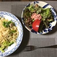 本日(3/21)の夕定食でございます🤗