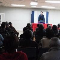 3/23 木下寄席の旗揚げ公演の写真