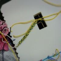 組み紐を・・・組み紐プレート・・・今夏帯締めを作るぞーーーー