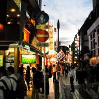 一昨日 横浜 中華街・桜木町 jazzの店 など  2016
