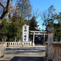 深川不動から富岡八幡宮