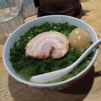 らーめん まる玉 辻堂店(あおさ&ネギ)
