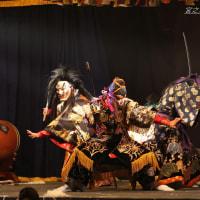 宮之木神楽団  『大和葛城』2