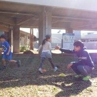 【駒沢公園・日曜日午後】2/19 練習