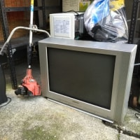 熊本 テレビの処分1500円〜【熊本市 格安持込み処分 実施中‼️】家電製品 テレビ廃棄処分