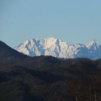 16年12/8~木曽駒高原~キビオ峠~アルプス