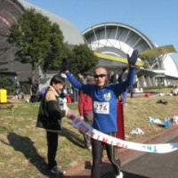 サヨナラ2008 年の瀬マラソンin所沢