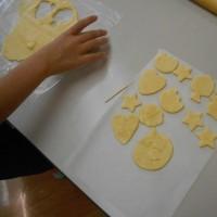 父の日に向けてクッキーを作ろう!