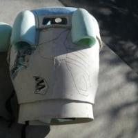 ロボット兵 背負えるように
