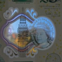 イギリスの紙幣