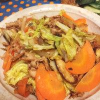 2017年3月26日   低糖質ガレット   低糖質丸パン   ホタルイカ   肉野菜炒め   茄子と揚げ麩の煮物