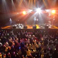 tritops live at 渋谷o-east