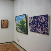 第32回麻生区美術家協会展終了