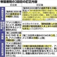 (シリーズ)沖縄二紙より-- ネット等で行き交う虚報を正す(その2)