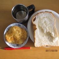 パン と せんべい