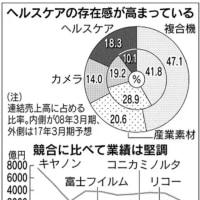 富士フイルム 再生医療・医薬品、収穫期に 武田子会社買収で攻勢