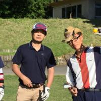友達ゴルフ 楽しみました。