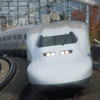 2016年12月7日 東海道新幹線 700系 C59編成 紅葉