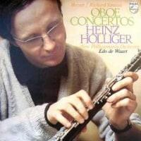 ◇クラシック音楽LP◇ハインツ・ホリガーのモーツァルト&R.シュトラウス:オーボエ協奏曲