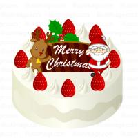 クリスマスのフリーイラスト素材がたくさん追加!