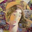 ケイト・クリッシュ (Kate Kulish ウクライナ ) さん・画:「神聖さ」