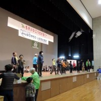 模型飛行機大会に参加して joined model airplane continuous flying time competition