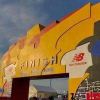 第11回湘南国際マラソンを走る