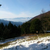 保福寺峠からの眺め