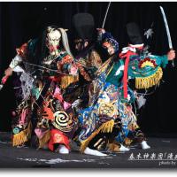 春木神楽団「滝夜叉姫」②