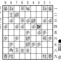 大山将棋研究(408); 四間飛車に中央位取り