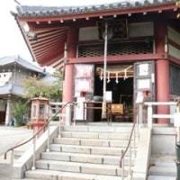 長栄寺で慰霊祭です。