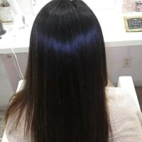 未体験ゾーン 非常識ストレートG-UP 熊本市 美容室 ヘアモードリッツ