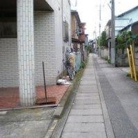 羽生駅近くの堀は建福寺のなごり? ―羽生文学散歩(1)―