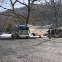 春キャンプ♪雪キャンプ♪5(最終章)