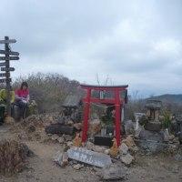 【ガイド】アカヤシオ咲く森と360度の大展望