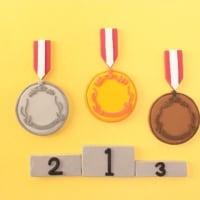 ゴミから作る金メダル!