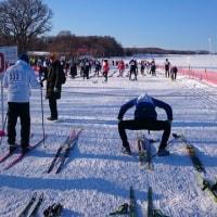 札幌国際スキーマラソン 10回目の完走