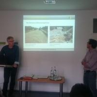 ドイツ研修7「河川の近自然化」