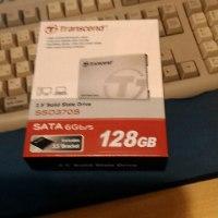 SSDはやはり早かった