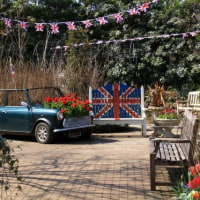 春の英国フェア