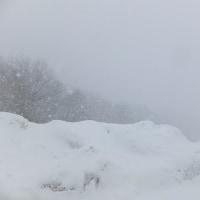 最後の降雪
