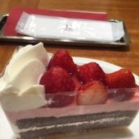 ケーキが食べたい。