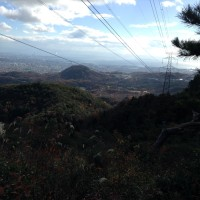 六甲山トレラン