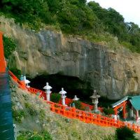 宮崎県、日南『鵜戸神宮』・青島近辺『天空カフェ ジール』